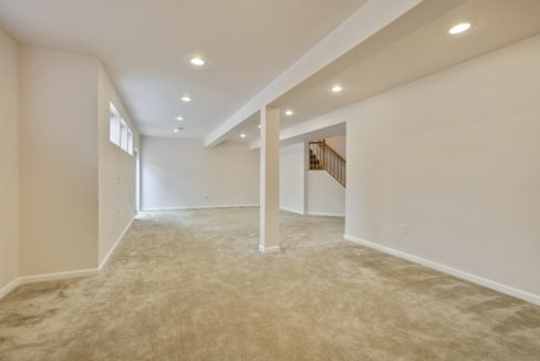 Lower Level-Recreation Room-_99A6957